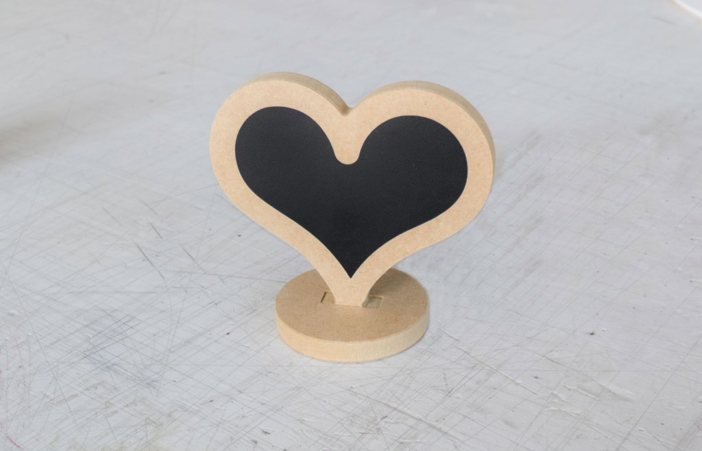 cuore di legno